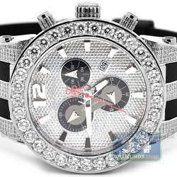 Mens Diamond Watch Joe Rodeo Broadway 10.50 ct Limited Edition
