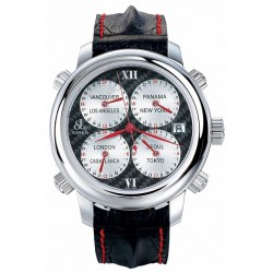 Jacob & Co H24 Automatic Black Mens Watch H24SSCF