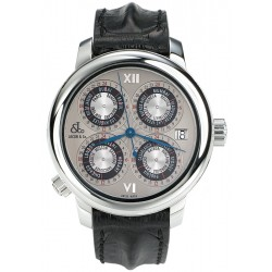 df437fb6b Jacob   Co GMT World Time Automatic Watch GMT-4SS