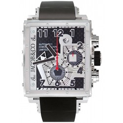 Jacob & Co Epic 1 Automatic Steel Mens Watch Q1