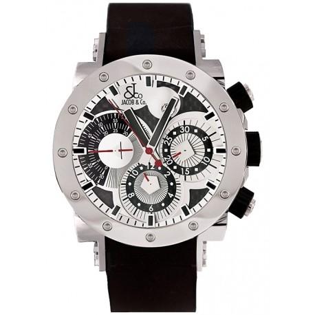 Jacob & Co Epic 2 Automatic Steel Mens Watch E1
