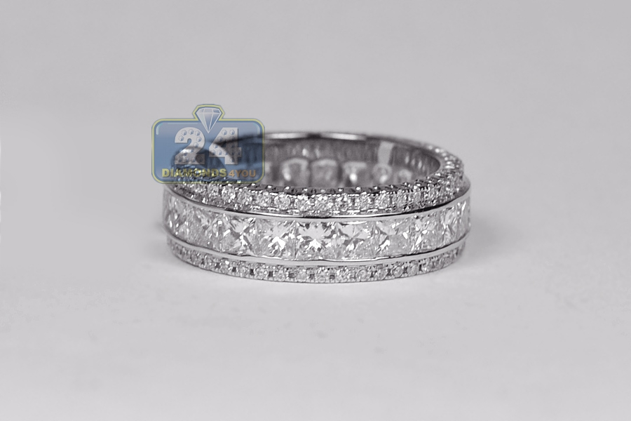 Princes Cut Weding Rings For Women 012 - Princes Cut Weding Rings For Women