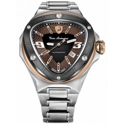 Tonino Lamborghini Spyder 8850 Automatic Steel Watch 8855