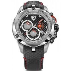 Tonino Lamborghini Shield 7800 Mens Carbon Fiber Watch 7801