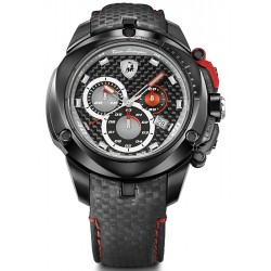 Tonino Lamborghini Shield 7800 Black Carbon Fiber Watch 7804