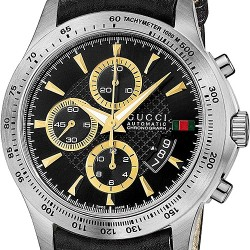 Gucci G-Timeless Automatic Chronograph Mens Watch YA126237