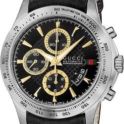 Gucci G-Timeless Automatic Chronograph Mens Watch YA126237