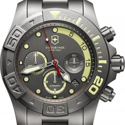 Swiss Army Dive Master 500 Limited Edition Mens Watch 241660
