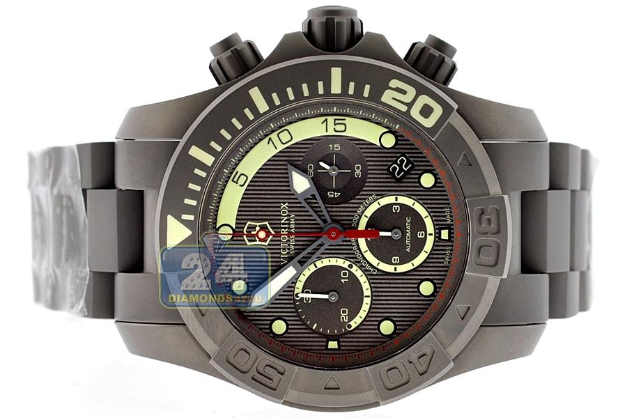 53b1f68b1dbc Swiss Army Dive Master 500 Limited Edition Mens Watch 241660