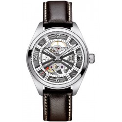Hamilton Khaki Field Skeleton Auto Mens Watch H72515585