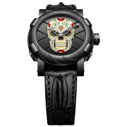 Romain Jerome Dia De Los Muertos Diamante Watch RJ.T.AU.FM.001.03
