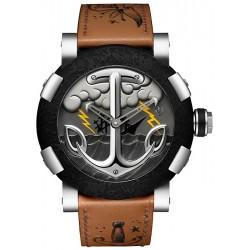 Romain Jerome Tattoo Metal Yellow Watch RJ.T.AU.TT.001.01