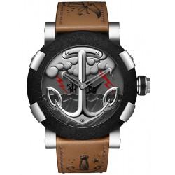Romain Jerome Tattoo Metal Red Watch RJ.T.AU.TT.001.02