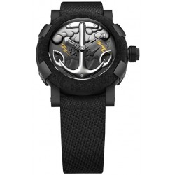 Romain Jerome Tattoo Black Yellow Watch RJ.T.AU.TT.002.01