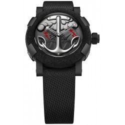 Romain Jerome Tattoo Black Red Watch RJ.T.AU.TT.002.02