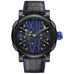 Romain Jerome Steampunk Auto Blue Watch RJ.T.AU.SP.005.02