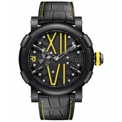 Romain Jerome Steampunk Auto Yellow Watch RJ.T.AU.SP.005.06
