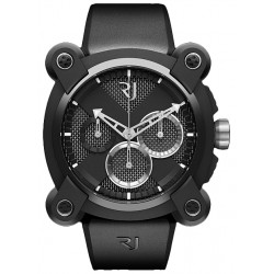 Romain Jerome Moon Dust Invader Chronograph Mens Watch RJ.M.CH.IN.005.01