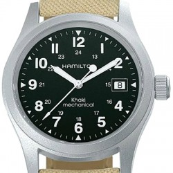 Hamilton Khaki Field Officer Mechanical Mens Watch H69419933