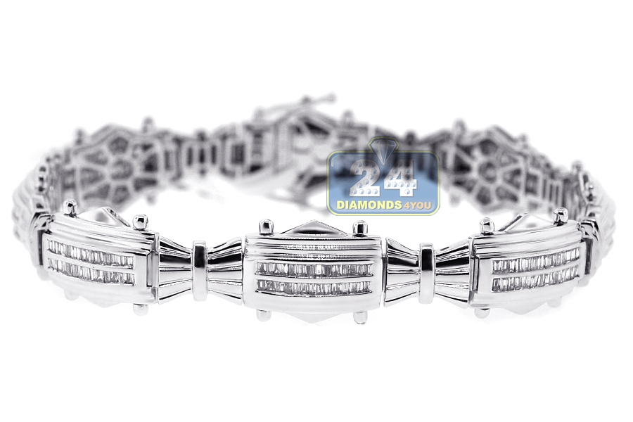 bracelet id j for sale ruby jewelry bracelets diamond tennis org baguette l at