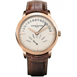 Vacheron Constantin Patrimony Bi-Retrograde Day Date Watch 86020/000R-9239