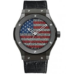 Hublot Liberty Bang Fusion USA Flag Watch 511.CM.1190.GR.USA11