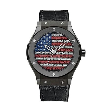 Hublot Liberty Bang Fusion USA Flag Watch 511.CM.1190.GR.USA11