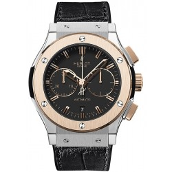 Hublot Classic Fusion Gold Titanium Watch 521.NO.1180.LR