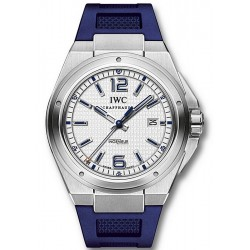 IWC Ingenieur Mission Earth Plastiki Mens Steel Watch IW323608