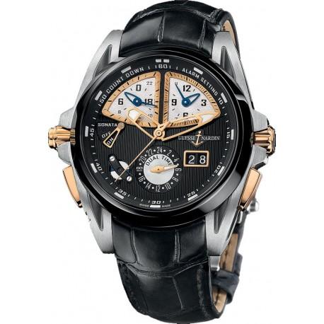 Ulysse Nardin Sonata Streamline Watch 675-00-4