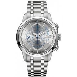 Hamilton RailRoad Auto Chrono Watch H40656181