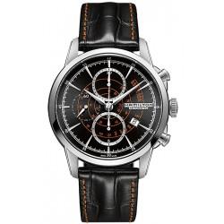 Hamilton RailRoad Auto Chrono Watch H40656731