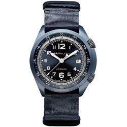 Hamilton Khaki Pilot Pioneer Aluminium Watch H80495845