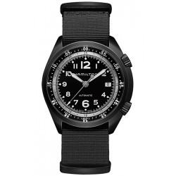 Hamilton Khaki Pilot Pioneer Aluminium Watch H80485835