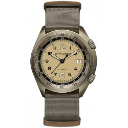 Hamilton Khaki Pilot Pioneer Aluminium Watch H80435895
