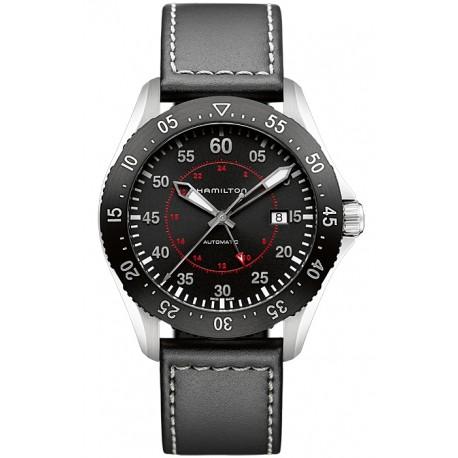 Hamilton Khaki Pilot GMT Auto Watch H76755735