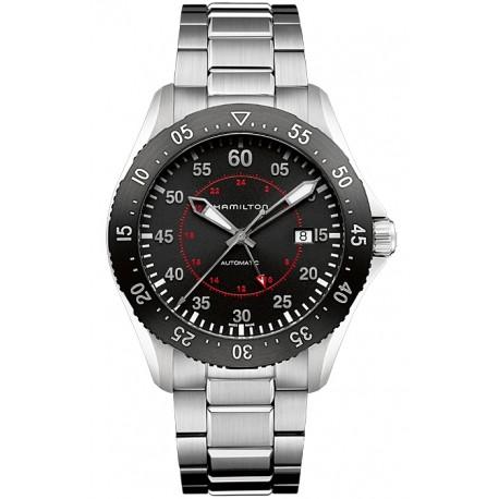 Hamilton Khaki Pilot GMT Auto Watch H76755135