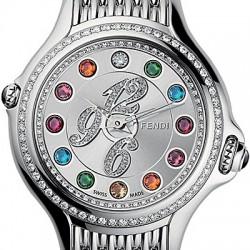 Fendi Crazy Carats Steel Bracelet 38 mm Watch F105036000B3