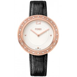Fendi My Way Diamond Rose Gold 36 mm Watch F350534011B0