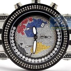 Joe Rodeo Tyler 2.00 ct Diamond Mens Watch JTM6