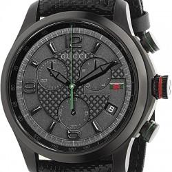 Gucci G-Timeless Chronograph Mens Watch YA126244