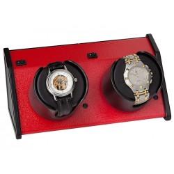 Orbita Sparta Open Vibrant 2 Watch Winder W05536 Red
