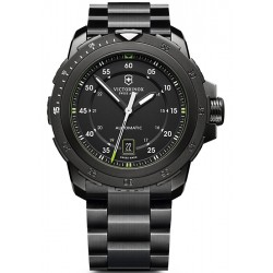 Swiss Army Alpnach Mechanical Mens Black Watch 241684