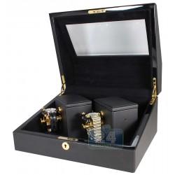 Orbita Sempre 2 Hand Wound Watch Winder W31004 Black