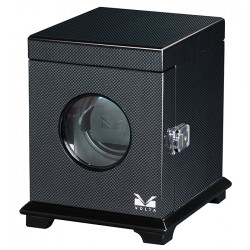 Volta Belleview Carbon Fiber 1 Watch Winder 31-560010