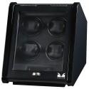 Volta Signature Slanted Carbon Fiber 4 Watch Winder 31-560045