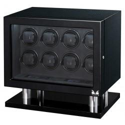 Volta Signature Carbon Fiber 8 Watch Winder 31-560080