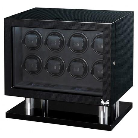 Eight Watch Winder Box 31-560080 Volta Signature Carbon Fiber