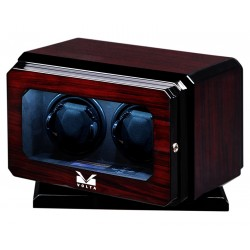 Double Watch Winder Box 31-570022 Volta Roadster Rosewood