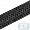 Hadley Roma Black Mesh Link Steel Watch Band MB3838-B